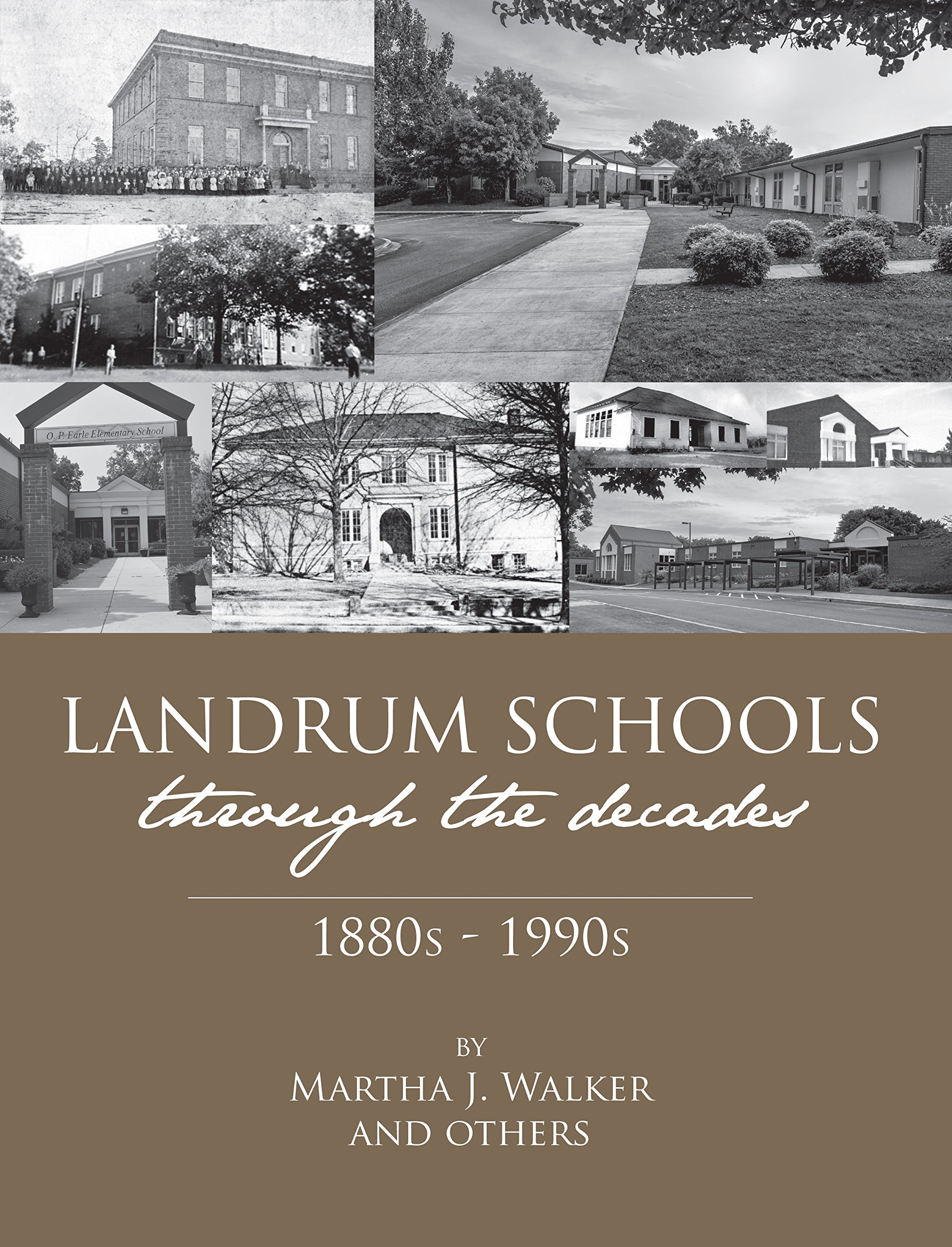 Landrum Schools book cover